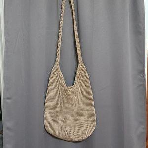 The Sak woven Bohemian style purse